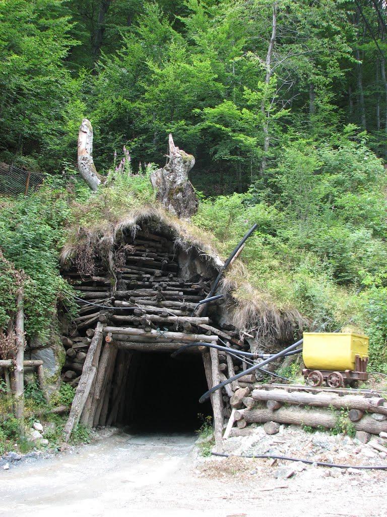 Рудник Караманица